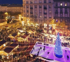 The Best Food & Drinks at Budapest Christmas Markets
