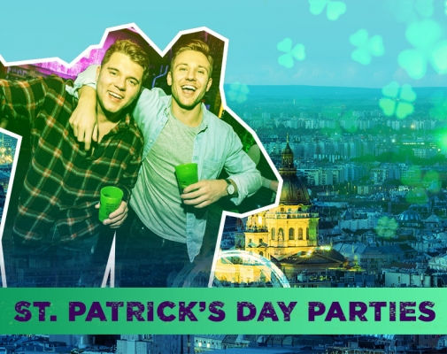 St. Patrick's Day Parties in Budapest