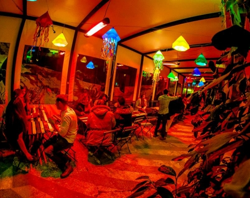 Best Live Music Bars in Budapest