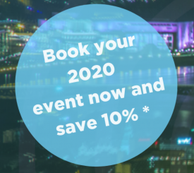 BOOK YOUR PRIVATE BOAT PARTY FOR 2020 BEFORE DECEMBER AND RECEIVE A 10% DISCOUNT!